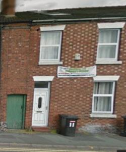 Room To Let  CREWE Cheshire CW2