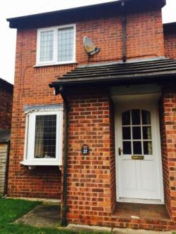 End Terrace House To Let  FARNDON Cheshire CH3