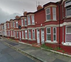 Terraced House To Let  BIRKENHEAD Merseyside CH41