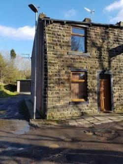 End Terrace House To Let  WORSTHORNE Lancashire BB10