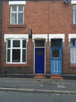Terraced House To Let  STOKE ON TRENT Staffordshire ST6