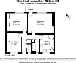 Flat To Let  Mitcham Surrey CR4