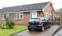 Semi - Detached Bungalow For Sale  Rochdale Greater Manchester OL12