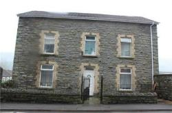 Detached House For Sale  Merthyr Tydfil Glamorgan CF48