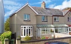 Semi Detached House For Sale  Pwllheli Gwynedd LL53