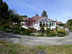 Detached Bungalow For Sale  Llanferres Flintshire CH7