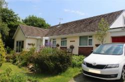 Detached Bungalow For Sale  Llanbrynmair Powys SY19