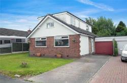 Detached Bungalow For Sale  Crewe Cheshire CW4