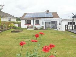 Detached Bungalow For Sale  Redruth Cornwall TR16