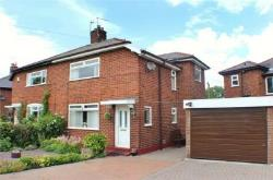 Semi Detached House For Sale  Chester Cheshire CH2