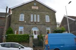 Detached House For Sale  Ferndale Rhondda CF43
