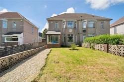 Semi Detached House For Sale  Swansea West Glamorgan SA5