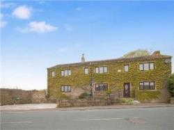 Detached House For Sale  Halifax West Yorkshire HX2