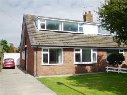 Semi - Detached Bungalow For Sale  Warton Lancashire PR4