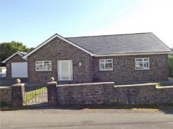 Detached Bungalow For Sale  Swansea Glamorgan SA9