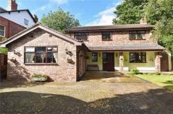 Detached House For Sale  Wirral Merseyside CH49