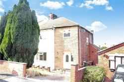 Semi Detached House For Sale  Swadlincote Derbyshire DE11