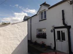 Semi Detached House For Sale  Llansantffraid Small Hamlet on Cardigan Bay Ceredigion SY23