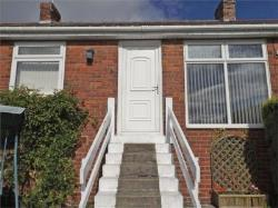 Terraced Bungalow For Sale  Stanley Durham DH9