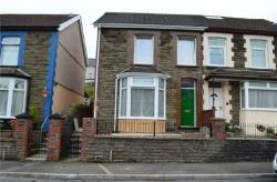 Semi Detached House For Sale  Ferndale Rhondda CF43