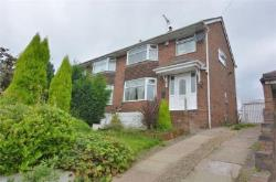 Semi Detached House For Sale  Stoke-on-Trent Staffordshire ST11