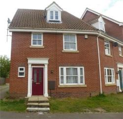 Terraced House For Sale  Thetford Norfolk IP25