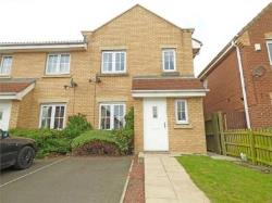 Terraced House For Sale  Wingate Durham TS28
