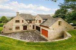 Detached House For Sale  Huddersfield West Yorkshire HD7