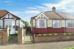 Semi - Detached Bungalow For Sale  Grays Essex RM16