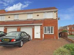 Semi Detached House For Sale  Houghton le Spring Tyne and Wear DH4