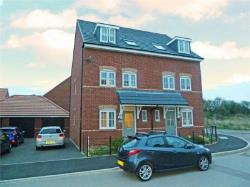 Semi Detached House For Sale  Swindon Wiltshire SN25