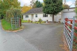 Detached Bungalow For Sale  Shrewsbury Powys SY5