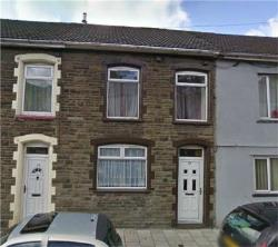 Terraced House For Sale  New Tredegar Glamorgan NP24