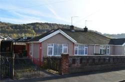 Semi - Detached Bungalow For Sale  Caerphilly Glamorgan CF83