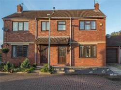 Semi Detached House For Sale  Doncaster South Yorkshire DN9