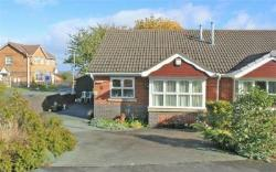 Semi - Detached Bungalow For Sale  Holywell Flintshire CH8
