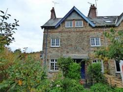 Terraced House For Sale  Totnes Devon TQ9