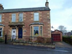 Semi Detached House For Sale  Blairgowrie Perth and Kinross PH10