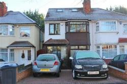 Semi Detached House For Sale  Birmingham West Midlands B11