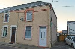 End Terrace House For Sale  Porth Rhondda CF39