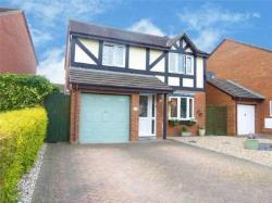 Detached House For Sale  Evesham Worcestershire WR11
