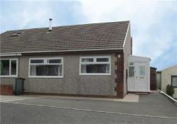 Semi - Detached Bungalow For Sale  Pontypridd Rhondda CF38