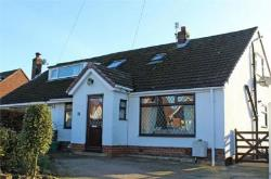 Semi - Detached Bungalow For Sale  Preston Lancashire PR3