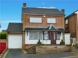 Detached House For Sale  Halesowen Worcestershire B62