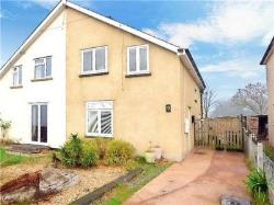 Semi Detached House For Sale  Cullompton Devon EX15