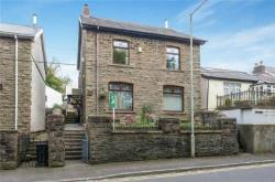 Detached House For Sale  Treharris Glamorgan CF46