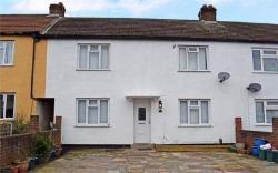 Terraced House For Sale  Harpenden Hertfordshire AL5