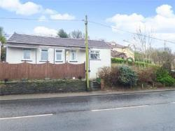 Detached Bungalow For Sale  Hengoed Glamorgan CF82