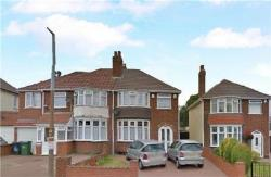 Semi Detached House For Sale  Rowley Regis West Midlands B65