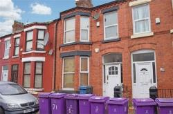 Terraced House For Sale  Liverpool Merseyside L15